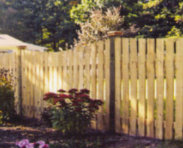 Wood Fencing Hastie Fence Co